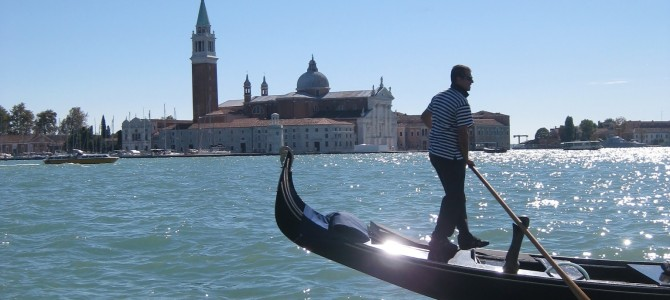 Venice – Steeped in Romance