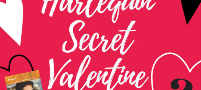 Harlequin's Secret Valentine Giveaway!