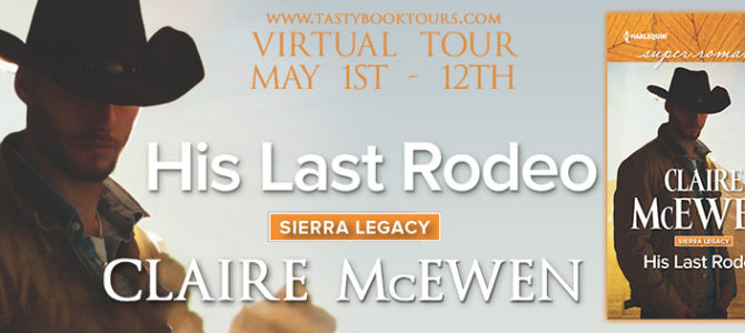 His Last Rodeo Book Release!