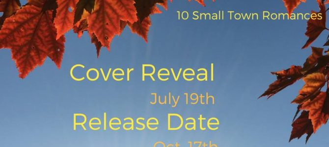Cover Reveal! Falling for You Anthology