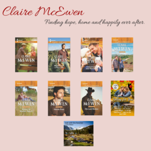 Books by Claire McEwen